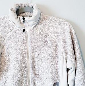 Adidas Outdoor Off White Super Trekking Jacket